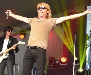 Bon Jovi UK 18th February 2017