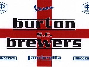 Burton Brewers Scooter club rally 2017