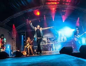 Rolling Stones Tribute Band 18th August 2017