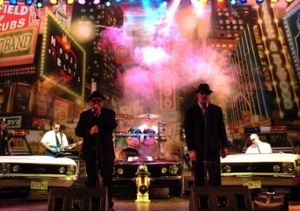 Blues Brothers Tribute Show 6th October 2017