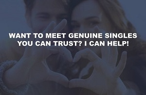 Singles Dating Charity evening 15th February