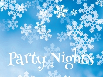 Christmas Party Nights in December 2017
