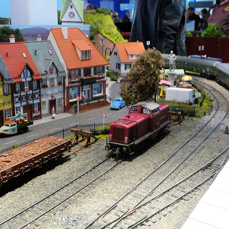 Model Railex 5th November 2017