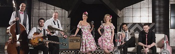 Thoroughly Modern Jukebox 17th June 2017