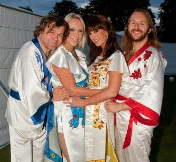 TRIBUTE TO ABBA 19th October 2018