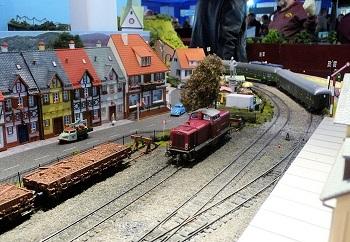 Model Railex 4th November 2018