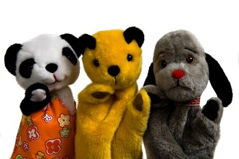 Sooty's Christmas Party