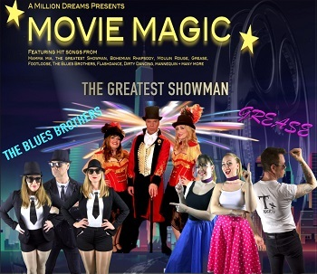 Greatest Showman and Movie Magic Tribute 2021