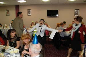 Fawlty Towers Comedy Dining Experience 2018
