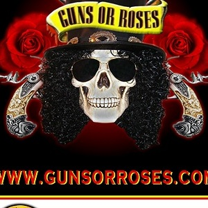 TRIBUTE TO GUNS AND ROSES 2019