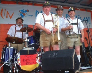 Bavarian Oompah Music Nights 2019