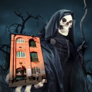 Halloween Lights Out Museum Tours 2019