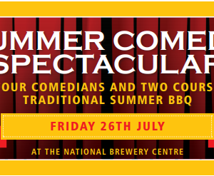 Summer Comedy Gala 26th July 2019